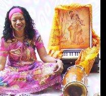 Jaya Radha Krishna! .......Shirley Marie Bradby aka MiraBai Devi Dasi  (JALEBI Music)