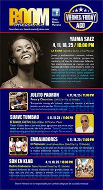 Promocional by Yaima Sáez Y Su Grupo