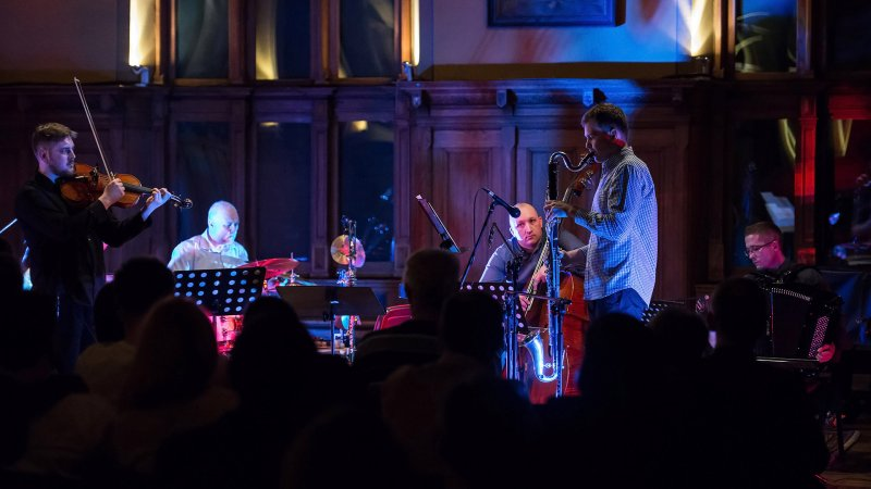 Meadow Quartet & Klaus Kugel
