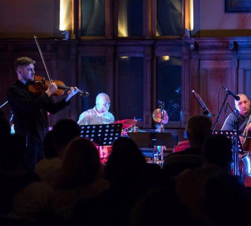 Meadow Quartet & Klaus Kugel by Meadow Quartet