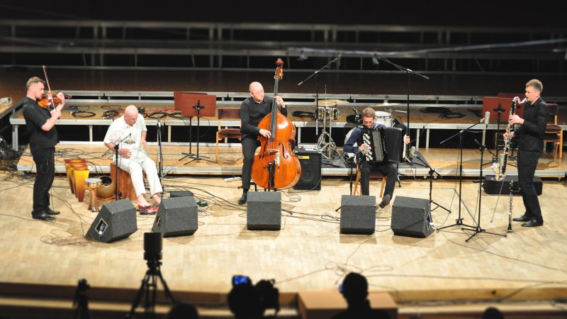 Meadow Quartet & Tomas Dobrovolskis