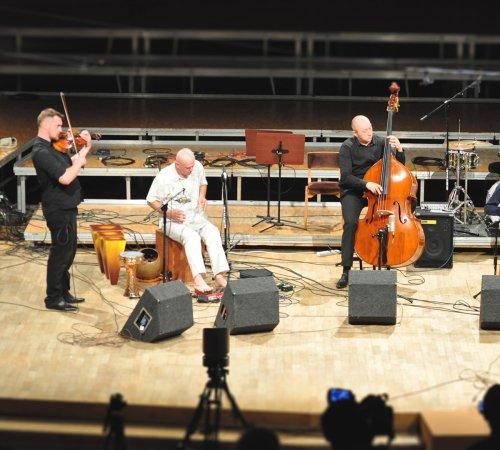 Meadow Quartet & Tomas Dobrovolskis by Meadow Quartet