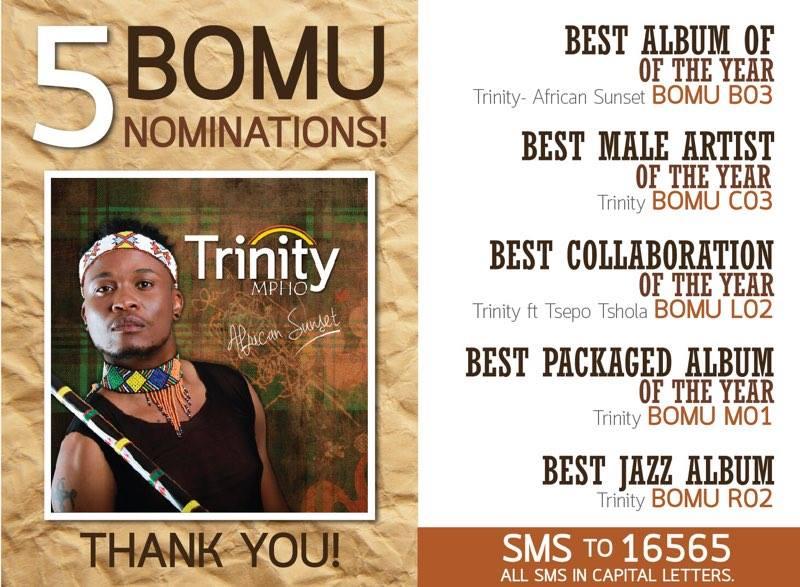 by Trinity Mpho