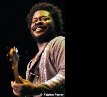Guitare et sourire
