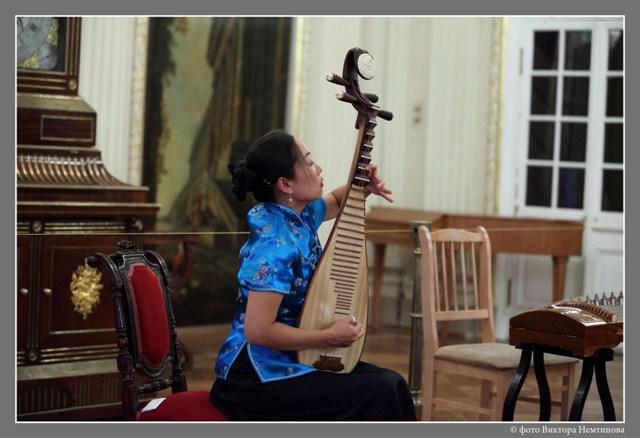 Liu Fang concert live