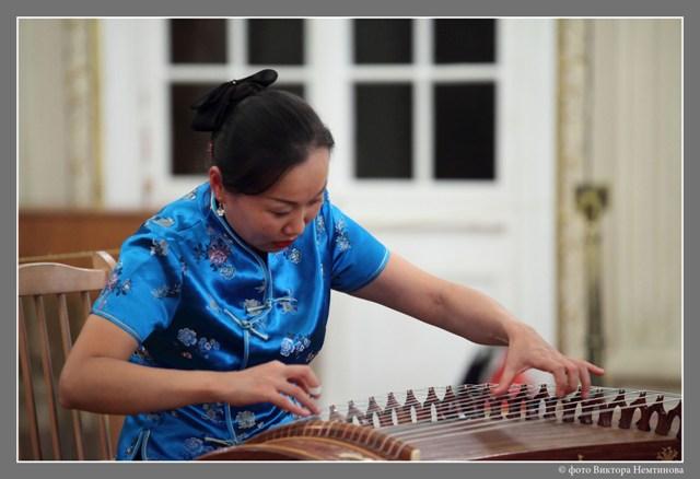 Liu Fang concert live in St. Petersburg