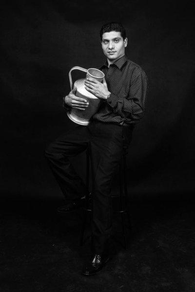 Parno Graszt- István Németh ( oral bass, churn)