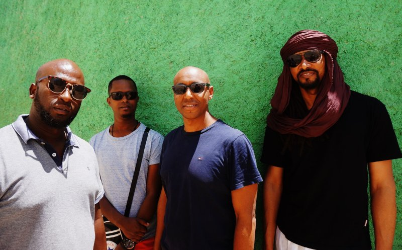 the pan african pentatonic project by ANEWAL