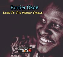 Bortier Okoe - Love To The World Official Artwork