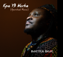 Bortier Okoe - Kpa Y3 Worhe ( Spiritual Music ) Single Artwork