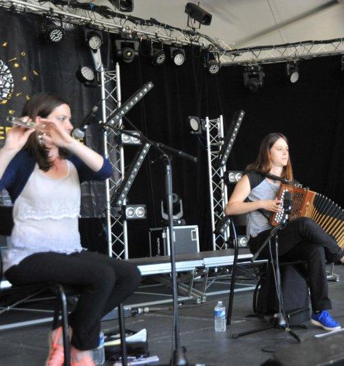 Trio Tarare @ Festival Interceltique de Lorient by Lucie Périer