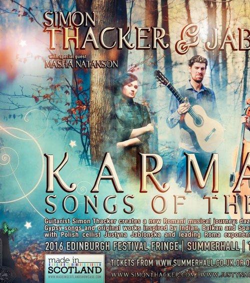 Karmana Songs of the Roma