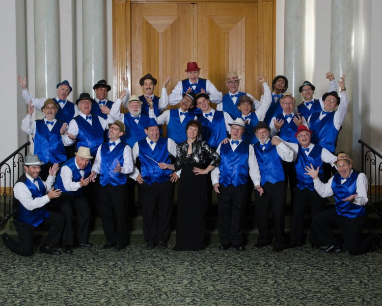 The San Diego Jewish Men\'s Choir