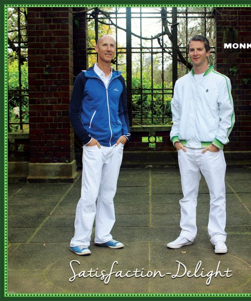 Satisfaction-Delight by Monk Party