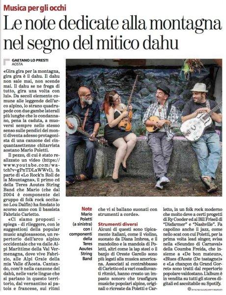 La Stampa 30/1/2018