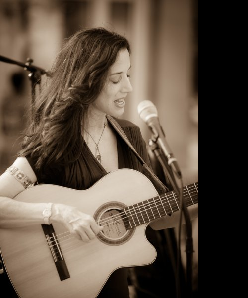 Phyllis Chapell (vocals/guitar) by Phyllis Chapell