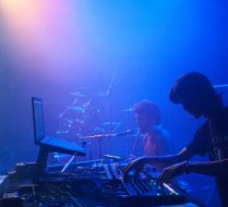 Cardamohm Live @ Dock des Suds (Marseille) 14/04/17
