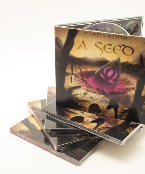 A Seed CD album by Cardamohm