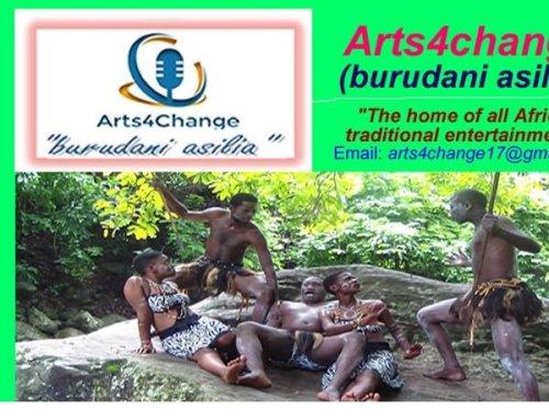 COVER PHOTO by Arts4change-burudani Asilia