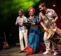Renata Rosa (Brasil) - Festival de Músicas del Mundo Las Condes - Mundovivo 2017
