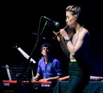 Tali Rubinstein (Israel) - Festival de Músicas del Mundo Las Condes - Mundovivo 2017