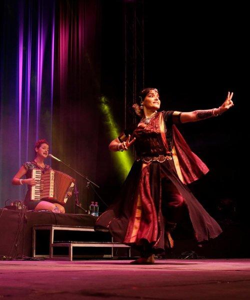 Samadi (Chile) - Festival de Músicas del Mundo Las Condes - Mundovivo 2017