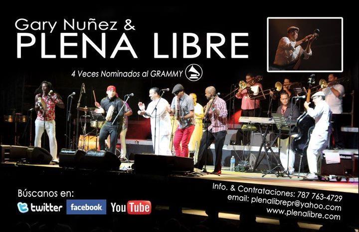 Plena Libre @ San Juan