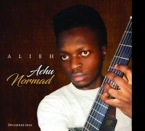 Achu Normad Album Cover Alieh