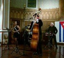Yanssel & los Amigos latin orchestra Cuba