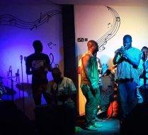 Piano Bar, Accra