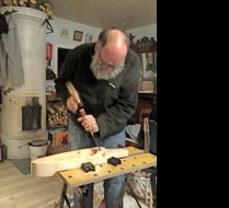Building a new kantele