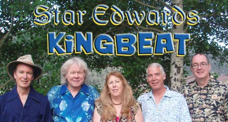 Star Edwards and KingBeat at Estes Park Colorado