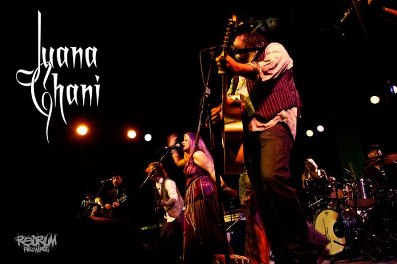 Juana Ghani live