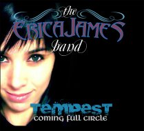 CD Cover - The EricaJames Band