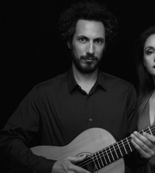 Vivianna Giannaki - Mariano Gil by Vivianna Giannaki & Mariano Gil
