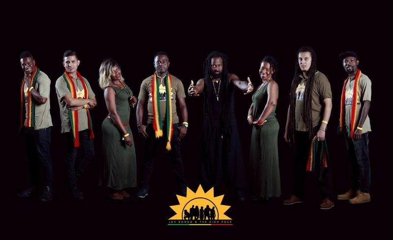 by Jah Bongo & The Zion Rock