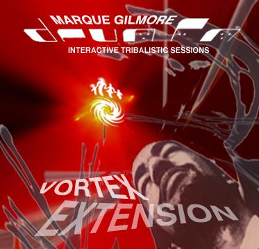 VORTEX EXTENSION Bonus CD Cover