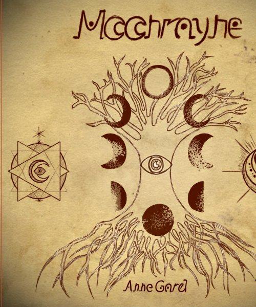 Moonrayne by Anne Gard