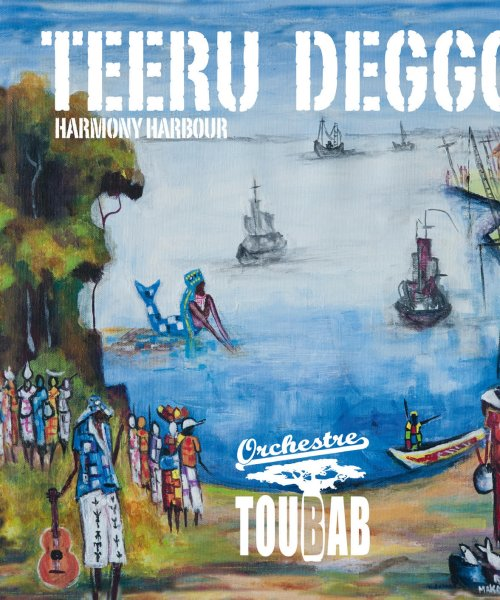 Teeru Deggoo Front Cover by Orchestre Toubab
