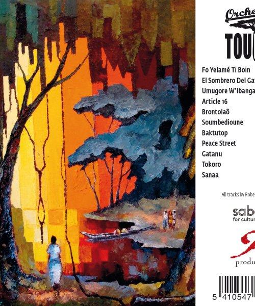Teeru Deggoo Back Cover by Orchestre Toubab