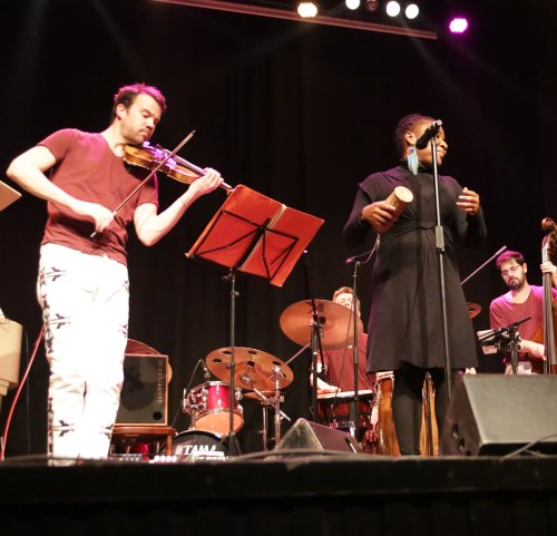Orchestre Toubab + Aida Dao by Orchestre Toubab