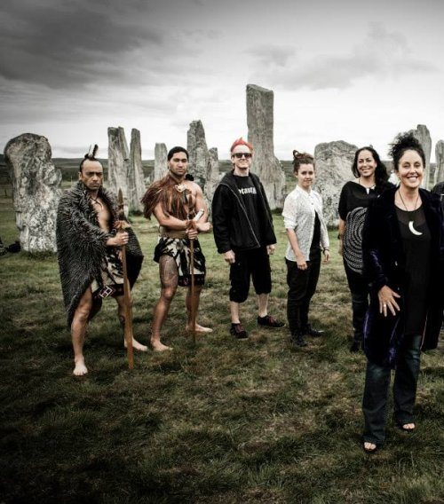 Moana & the Tribe in Scotland by Moana And The Tribe