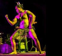 Moana & the Tribe - Haka Warriors