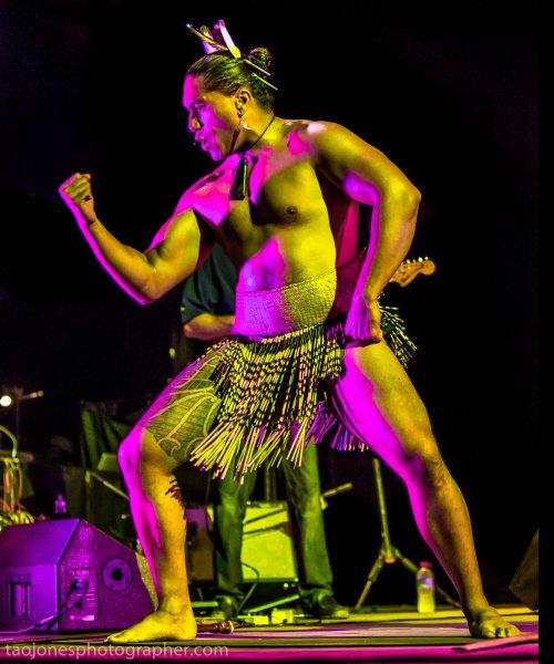 Moana & the Tribe - Haka Warriors by Moana And The Tribe