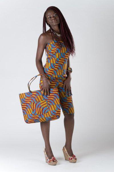 AM Wax Dress_yellow_2