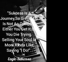 Eagle-Sukcessa Quote by Eagle-Sukcessa
