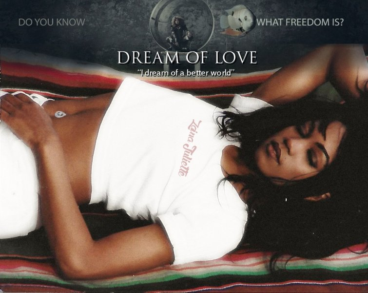 Dream of Love CD Cover