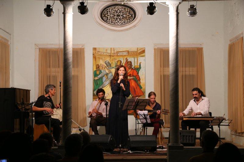 Sofi & the Baladis - East-West House 2017