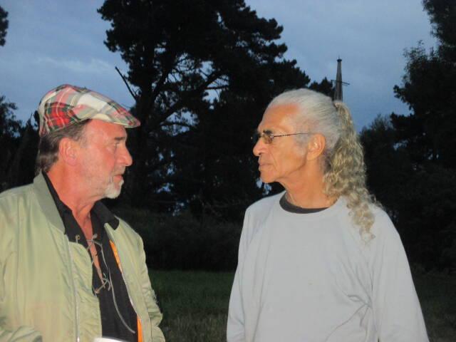 David Nicoll and Steve Newman