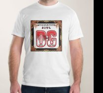 Premium T-Shirt Featuring DG - Music For Your Soul!